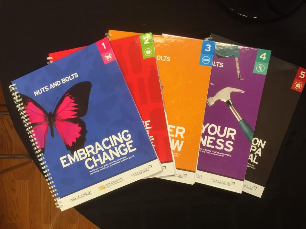 Salon Business Textbooks