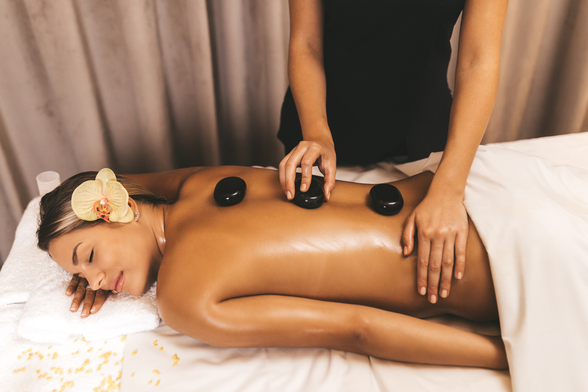 Massage Therapy School Training Course